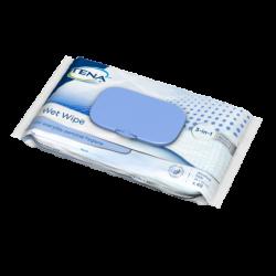 TENA Wet wipes - Lingettes imprégnées - 3 en 1
