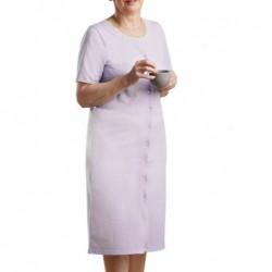 Chemise de nuit Manches Courtes femme – Antimicrobien
