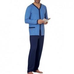 Pyjama Long - homme - antimicrobien