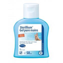 Gel Hydroalcoolique antibactérien Stérillium de Hartmann - 50ml
