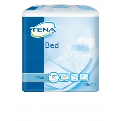 Alèses - TENA Bed Plus - 60x90 - Pack de 4 sachets Tena Bed - 1