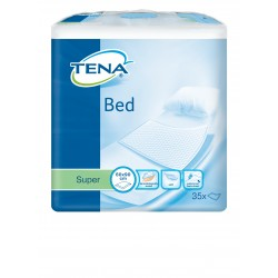 Alèses - TENA Bed Super - 60x90 - Pack de 4 sachets Tena Bed - 1