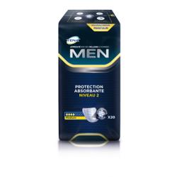 Pack de 6 sachets de TENA Men Niveau 2