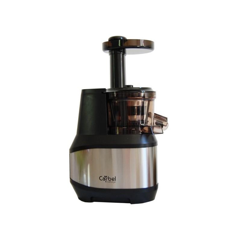 Carbel - Extracteur de jus CARBEL GX Noir/Inox
