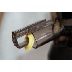 Carbel - Extracteur de jus CARBEL Noir/Inox