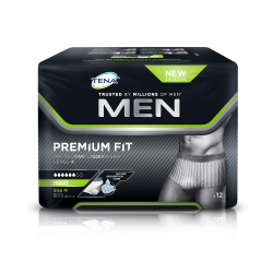 TENA Men Premium Fit - Medium (75-100 cm)