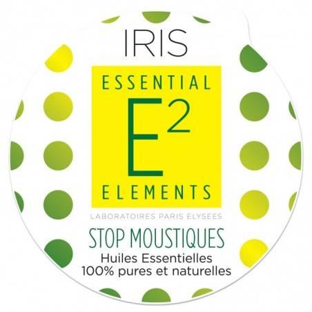 Capsules Aroma Stop Moustique Box aux 22 huiles essentielles de E2 Essentiel Elements