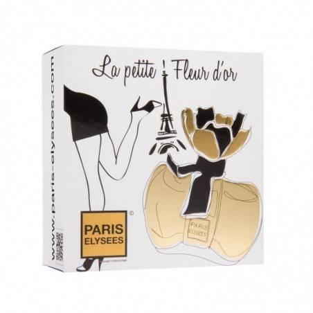 Parfum Femme - La petite fleur d'or