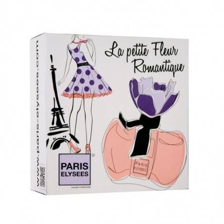 Parfum Femme - La petite fleur romantique