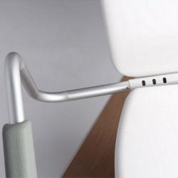 Cadre de toilettes sécurisé Liddy