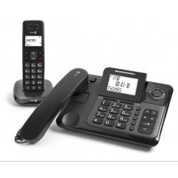Téléphone Filaire et Sans fil DORO Comfort 4005, répondeur intégré