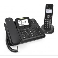 Téléphone Filaire et Sans fil DORO Comfort 4005, répondeur intégré Doro - 2
