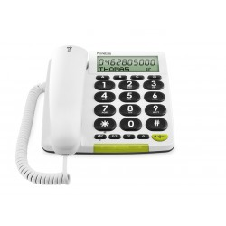 Téléphone Filaire DORO Phone Easy 312cs Grand Afficheur Doro - 1