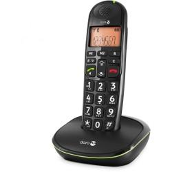Téléphone Sans fil  DORO Phone Easy 100w Noir Doro - 1
