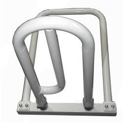 Barre de Redressement de Lit-Hauteur Ajustable de 45 à 55 cm