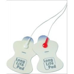 Electrode Longue Durée pour TENS OMRON (E4/E2)
