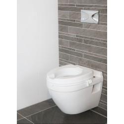 Réhausseur de WC sans couvercle
