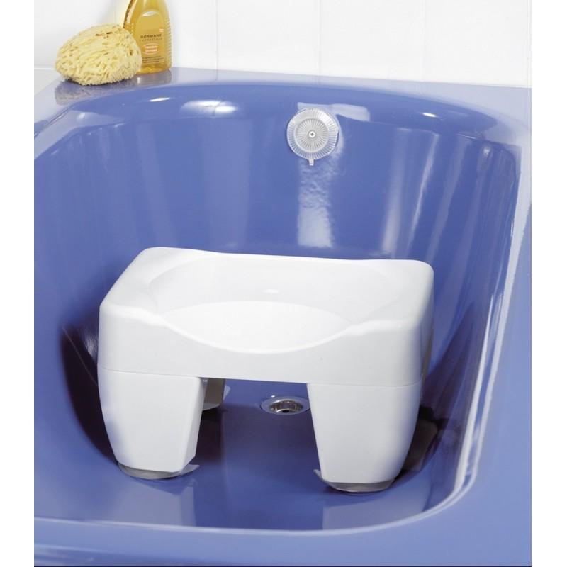 Tabouret et Réducteur de baignoire Holtex - 1