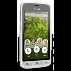 Smartphone Doro 8031 Blanc/Argent