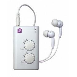 Amplificateur portable, Poids 50g,volume réglable +50dB