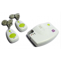 Système d'Alarme, portable, 2 boutons, distance 30 m