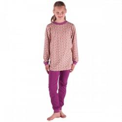 Pyjama Enfant - Fermeture éclaire au dos - 4Care