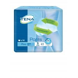 Pack de 4 sachets de TENA Pants S Plus