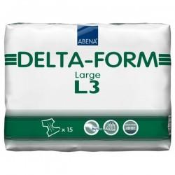 Delta-Form L N°2 plastifié