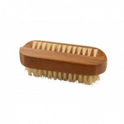 Brosse à ongle bambou