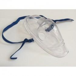 Masque Adulte PVC pour nébuliseur Omron Compair