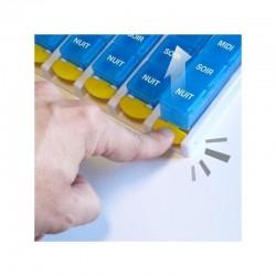 Pilulier 7 jours - 4 compartiments/jour AIC - 2