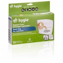 Enveloppes hygiéniques®/ sacs vomitoires, pour support vomitoire (10 pcs)