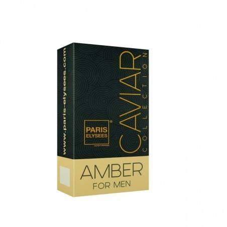 Parfum Homme - Amber Caviar