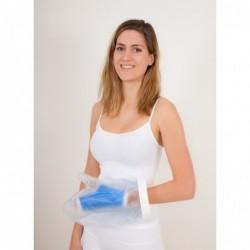 Protection pour plâtre Adulte Main L 30 cm