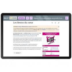 Tablette Facilotab L Galaxy 10,1 pouces - SAMSUNG - WiFi - 32Go