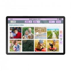 Tablette Facilotab L Galaxy 10,1 pouces - SAMSUNG - WiFi/4G - 32Go