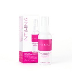 Spray nettoyant pour accessoires intimes Intimina