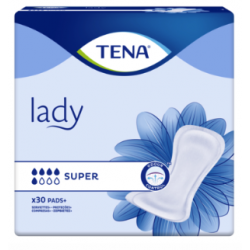 Protection urinaire femme - TENA Lady Super