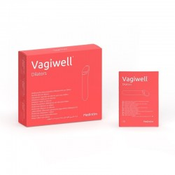 Dilatateurs vaginaux Vagiwell - kit taille small