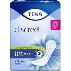 Protection urinaire femme - TENA Discreet Maxi Tena Lady - 1
