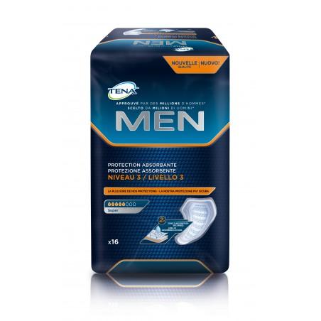 Protection urinaire homme - TENA Men Niveau 3