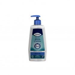 Crème lavante - TENA Wash Cream ProSkin - 500 ml (flacon )   Tena Wash - 1