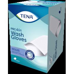 TENA Wash Gloves - Gants non plastifiés Tena Wash - 1