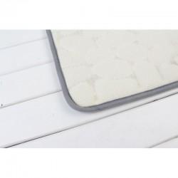 Tapis confort Galet, 80x50cm, Gris Holtex - 3
