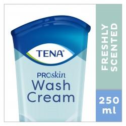 Crème lavante - TENA Wash Cream ProSkin - 250 ml (tube) Tena - 1