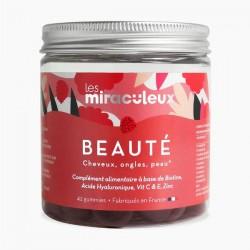 Compléments alimentaires pour soins cheveux, ongles et peau Les Miraculeux - 2