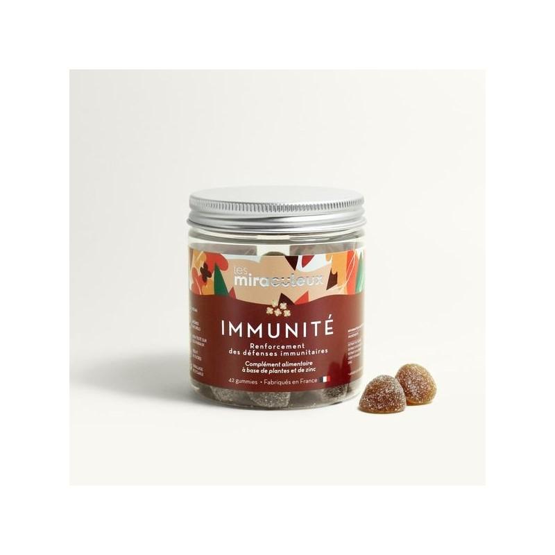 Compléments alimentaires - Immunité Les Miraculeux - 1