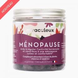Compléments alimentaires - Ménopause Les Miraculeux - 1