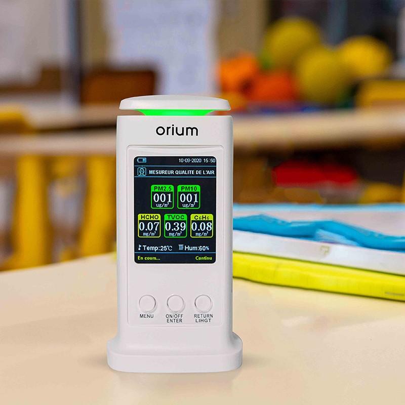 Mesureur de qualité de l'air intérieur - Quaelis 40 Orium - 2