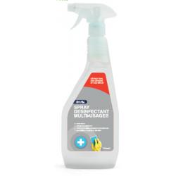 Spray nettoyant Multi-usages Anti bactérien 750ml EUROPACKAGING - 1